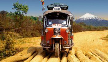 DIE GROSSE REISE – Abenteuer Weltumrundung