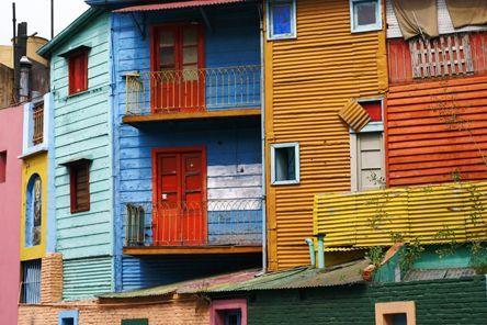 La Boca, Argentinien © Susanne Bemsel und Daniel Snaider