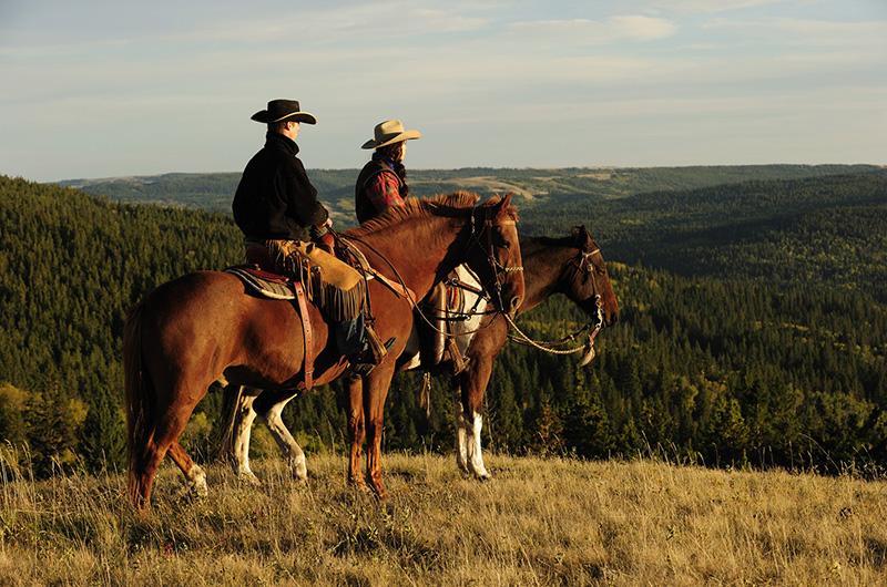 Cowboys Saskatchewan - Canada, © Thomas Sbampato