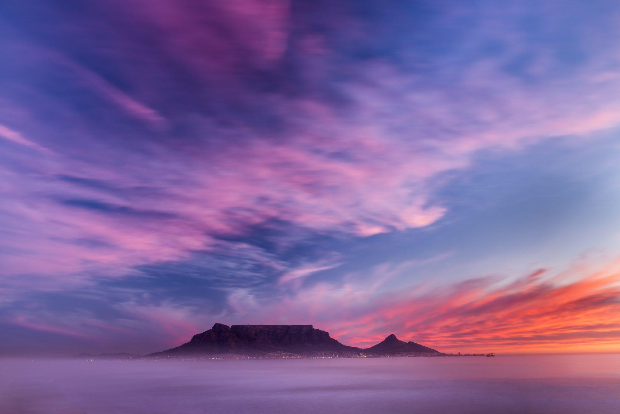 Blick auf Kapstadt, © Dirk Bleyer