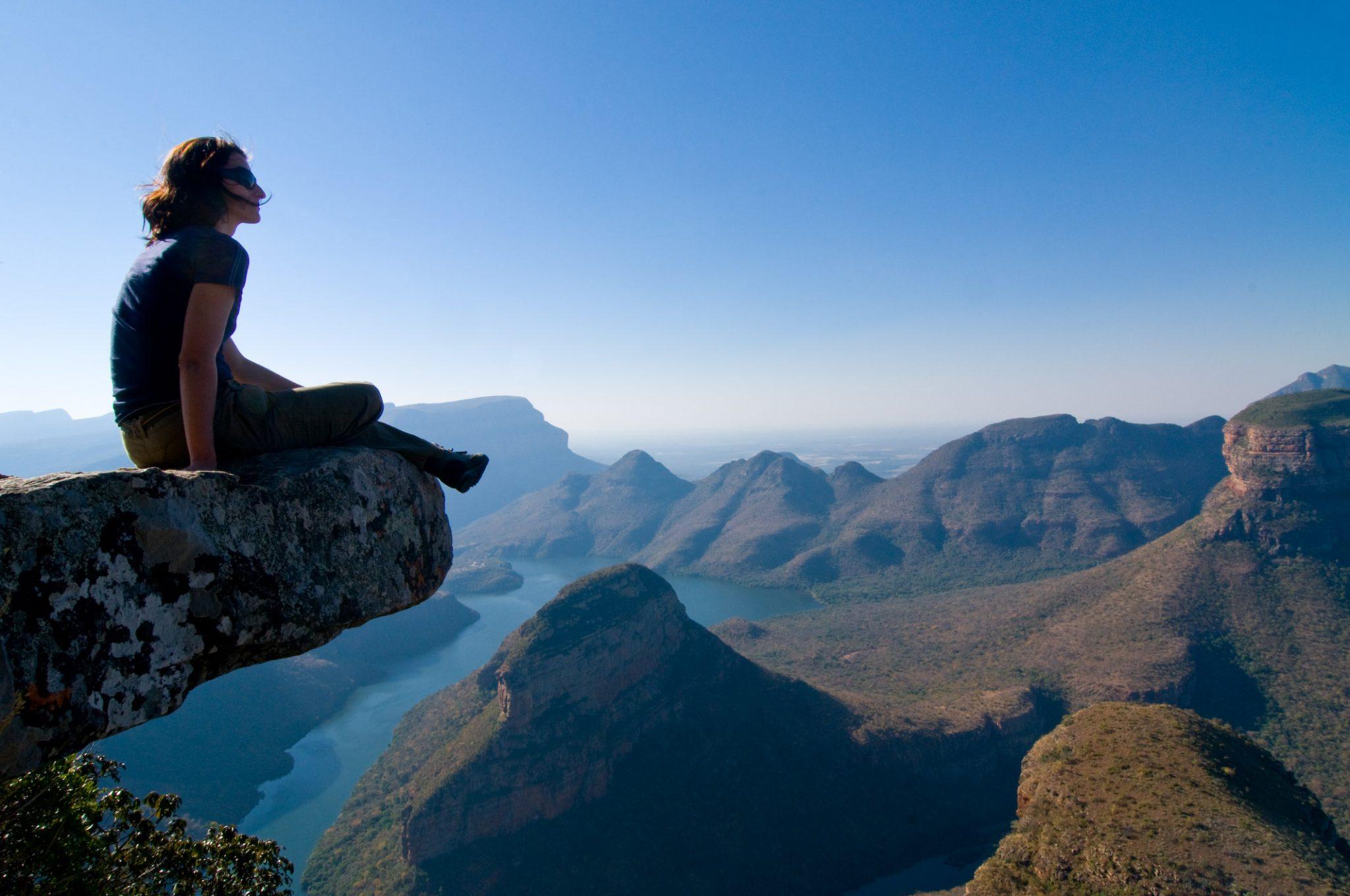 Blyde River Canyon von oben, © Dirk Bleyer