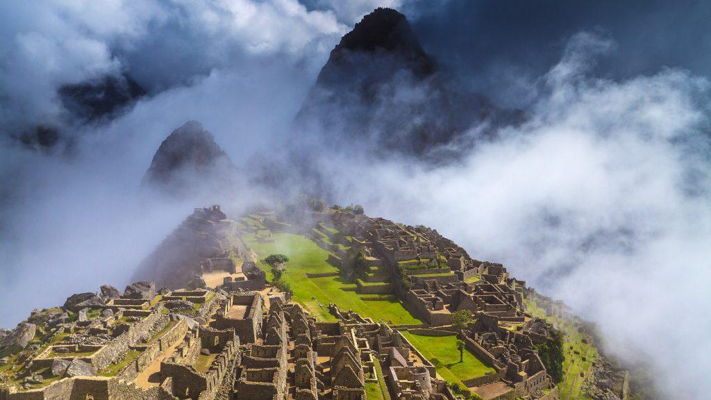 Machu Picchu, der verlorenen Stadt die Inka