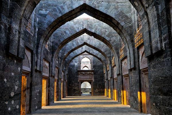 Ruinen von Mandu, Madhya Pradesh
