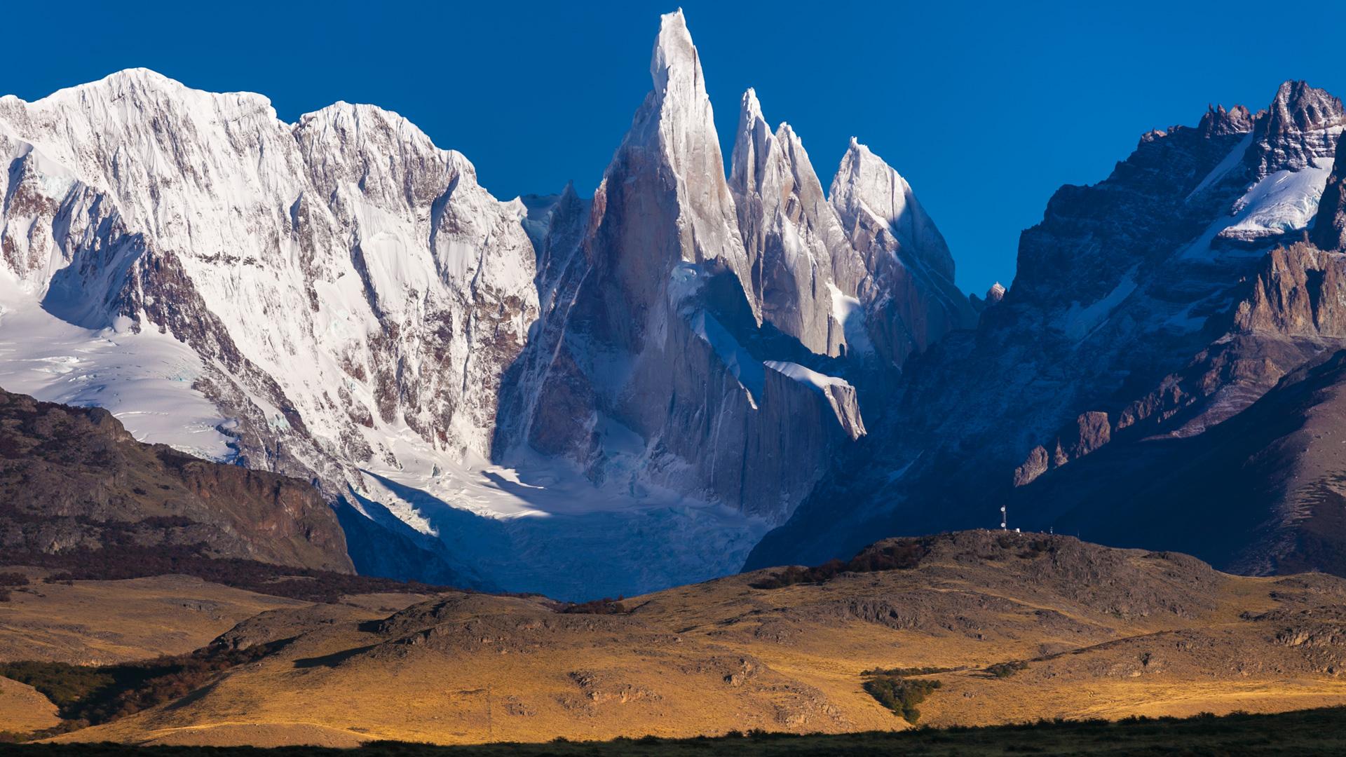 Der Cerro Torre im Los Glaciares Nationalpark