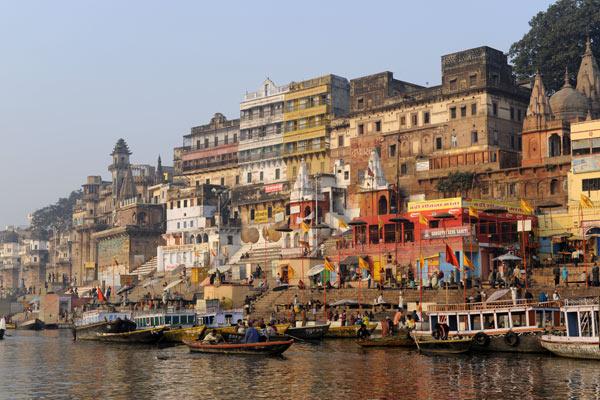 Ghats, Varanasi, Uttar Pradesh
