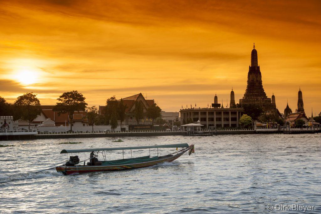 Wat Arun – Tempel der Morgenröte in Bangkok
