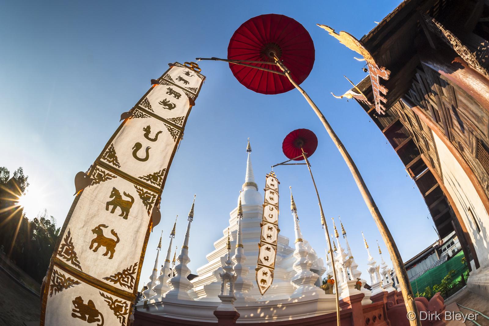 Wat Pan Tao in Chang Mai