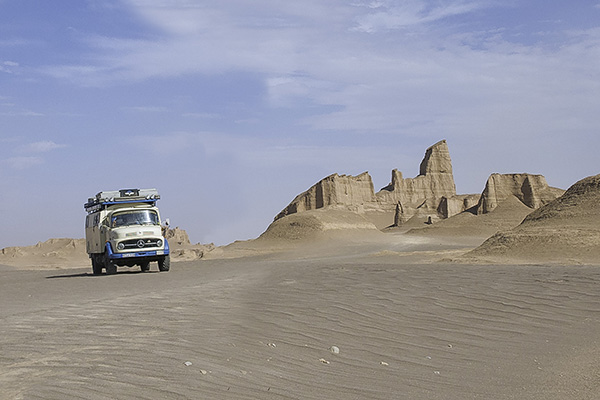 Iran - Sandwüste Lut