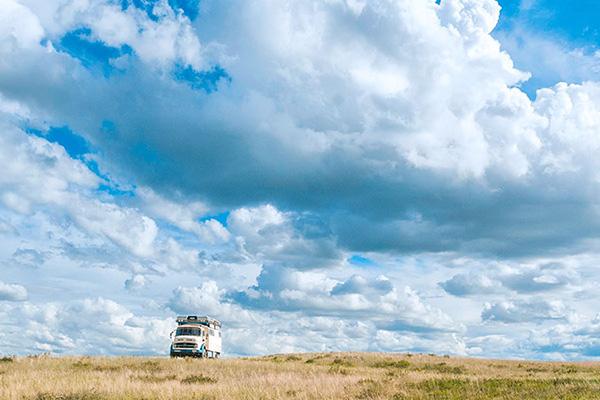 Kasachstan-Kasachische-Steppe