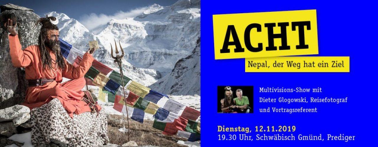 Nepal-Acht-Slidermotiv