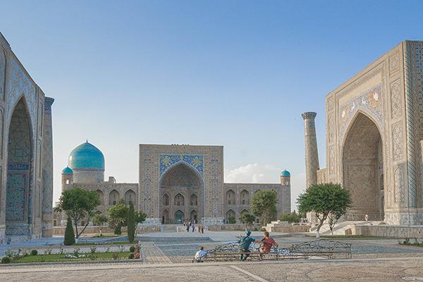 Usbekistan_Entlang der Seidenstrasse