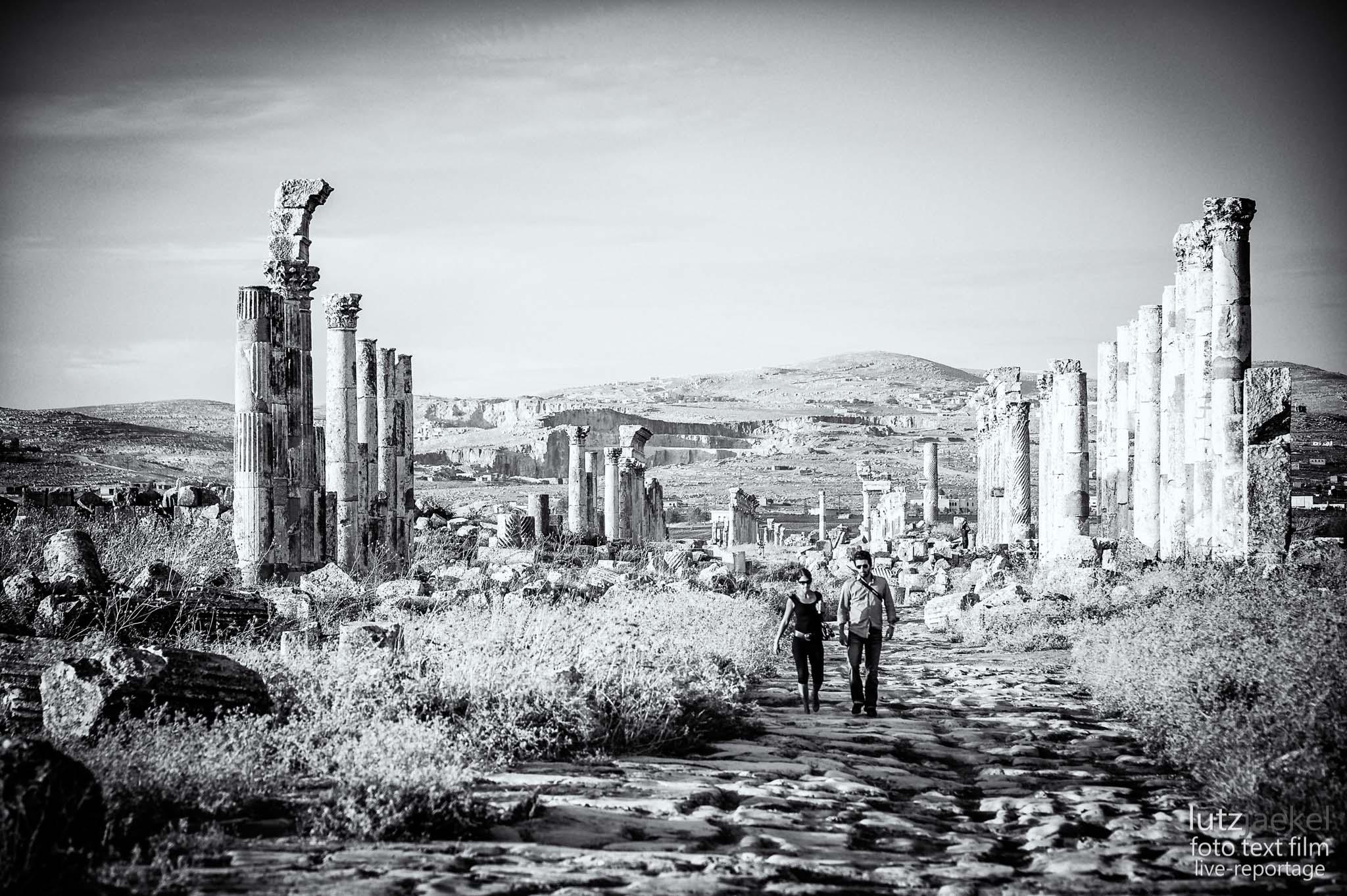 Syrien: Apamea